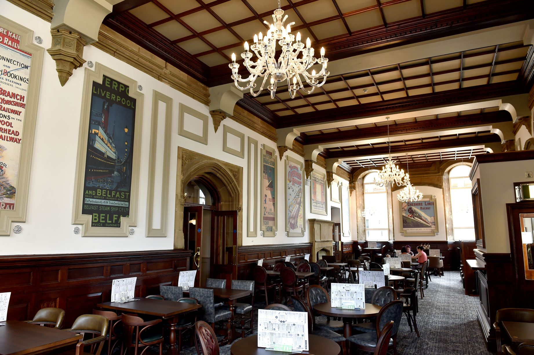 Liverpool's North Western Hall, by J D Wetherspoon